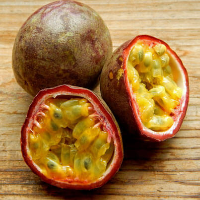 how to choose passion fruit