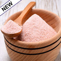Pink Himalayan Salt Sample Set