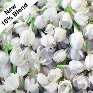 Jasmine Grandiflorum Absolute 10% (Hexane Free/Certified Organic) 1 mL Sample