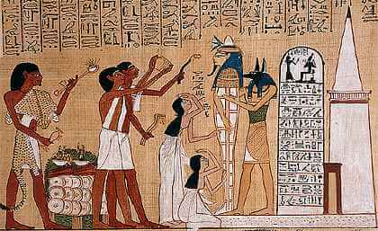 Ancient Egyptians Recognized The Physical And Spiritual Properties Of These Oils And Used Them In Their Daily Lives Egyptians Used Oils In Their