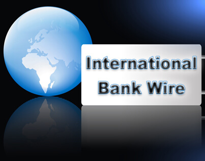International Bank Transfer Charge
