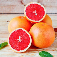 Grapefruit, Ruby Red Organic Essential Oil