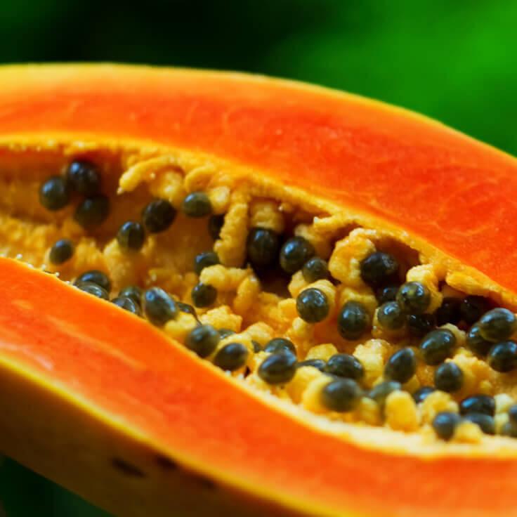 Papaya Oil Pictures