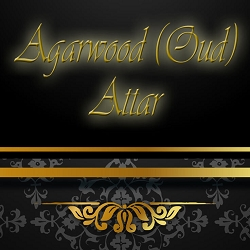 Agarwood (Oud) Attar