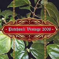 Patchouli Dark Essential Oil (Aged, Vintage 2006)