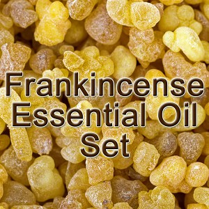 Frankincense Essential Oil Set, 5mL